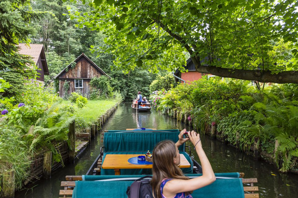 Attractions in the Spreewald