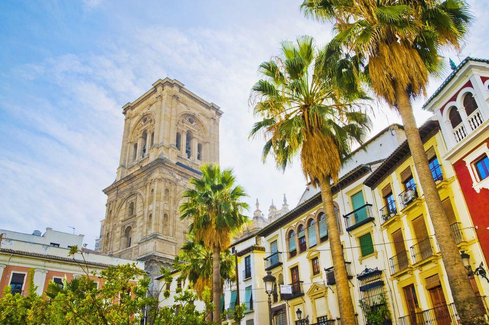 Granada Cathedral , Granada, Andalucia, Spain