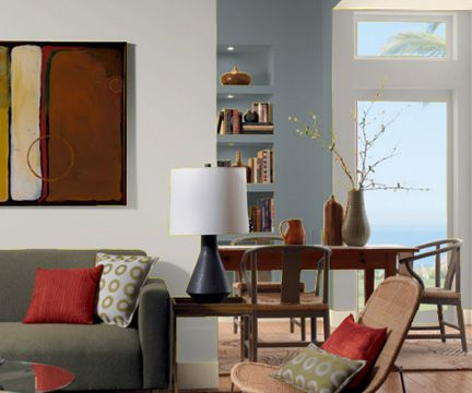 Photos of Cool & Warm Color Scheme Ideas
