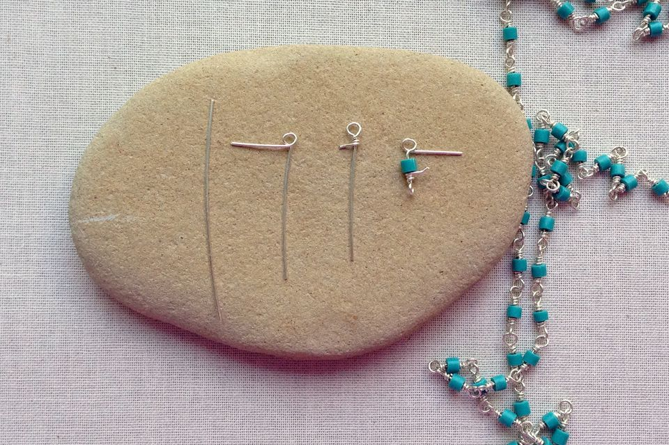 Making Bead Chain the Quick Way