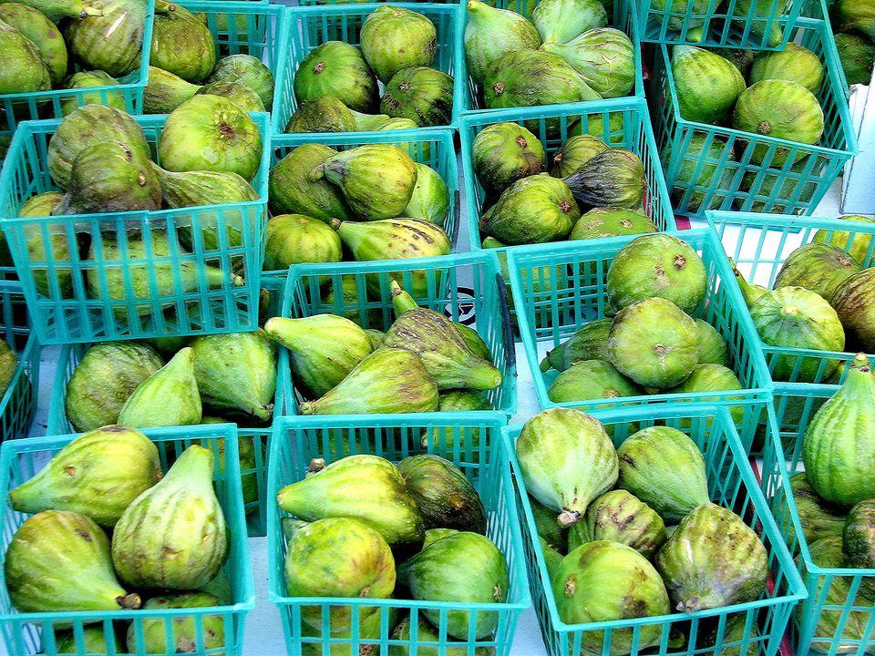Fresh Figs at Market
