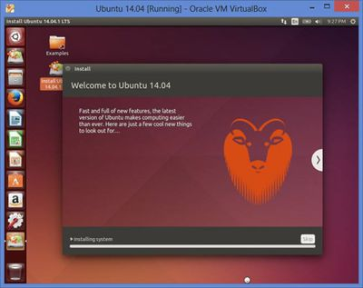 how to take linux remote desktop from windows