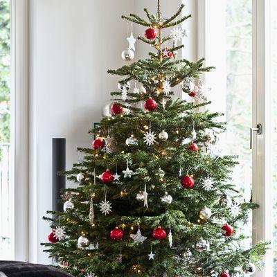 Rboles de navidad natural o artificial - Comprar arboles de navidad decorados ...