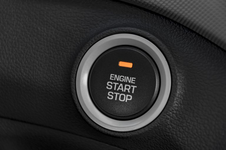 The Start Button is the Easiest Way to Start Today's Cars, but it Hasn't Always Been This Way