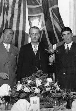 Samuel Ryder 1929 Hagen Duncan