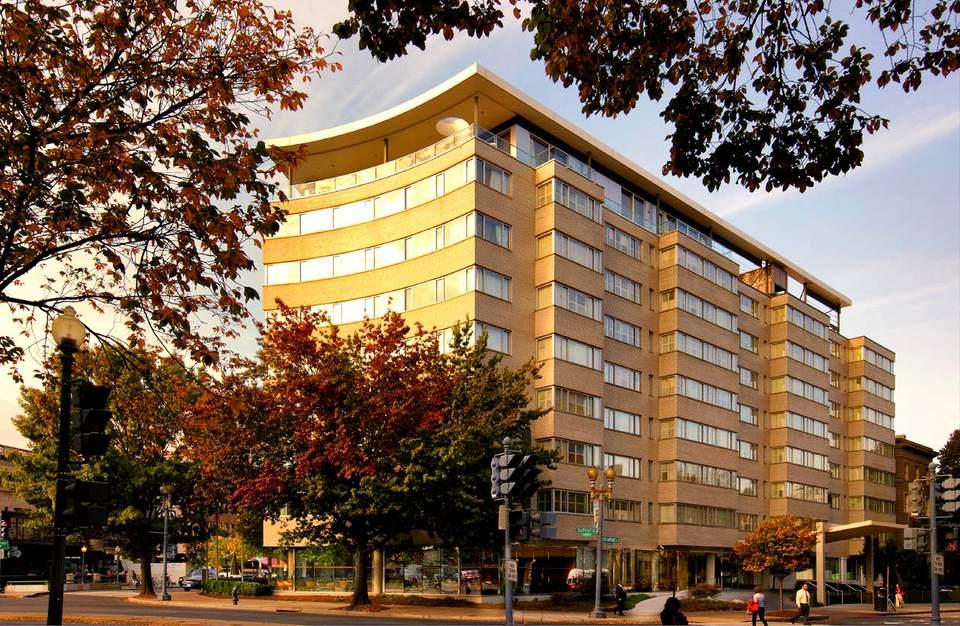 Moderate hotel in Washington DC, Dupont Circle Hotel