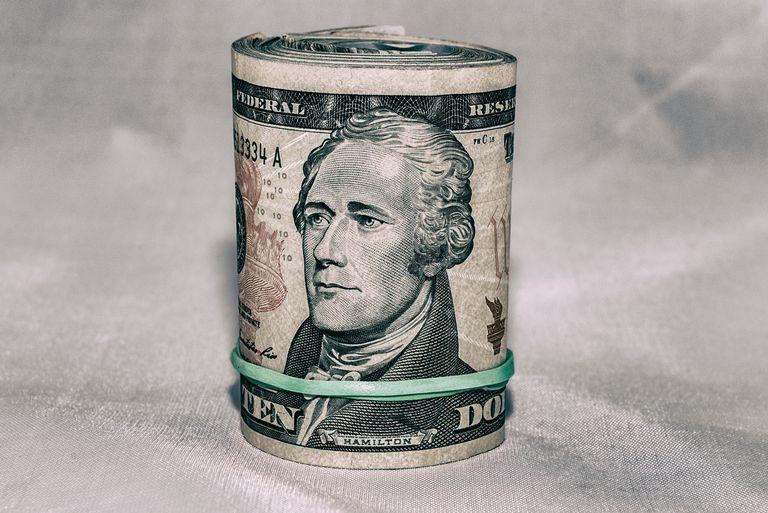 Alexander Hamilton and the $10 bill