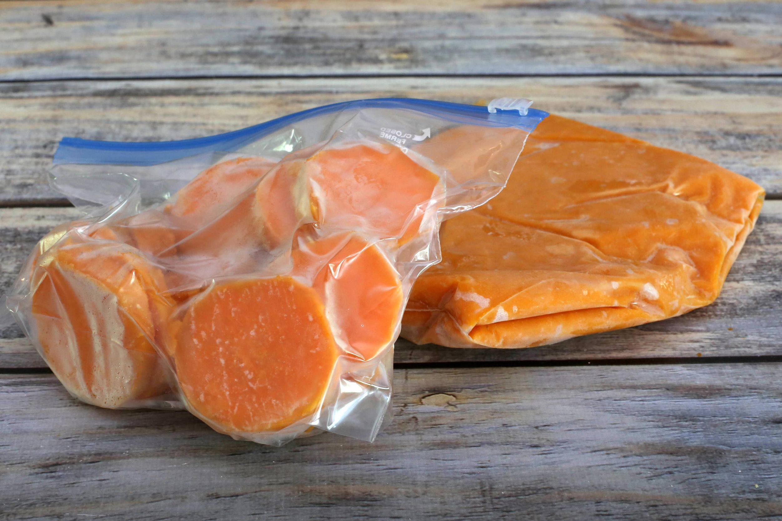 Vegetable freezing guide blanching and packing for Best way to freeze fish