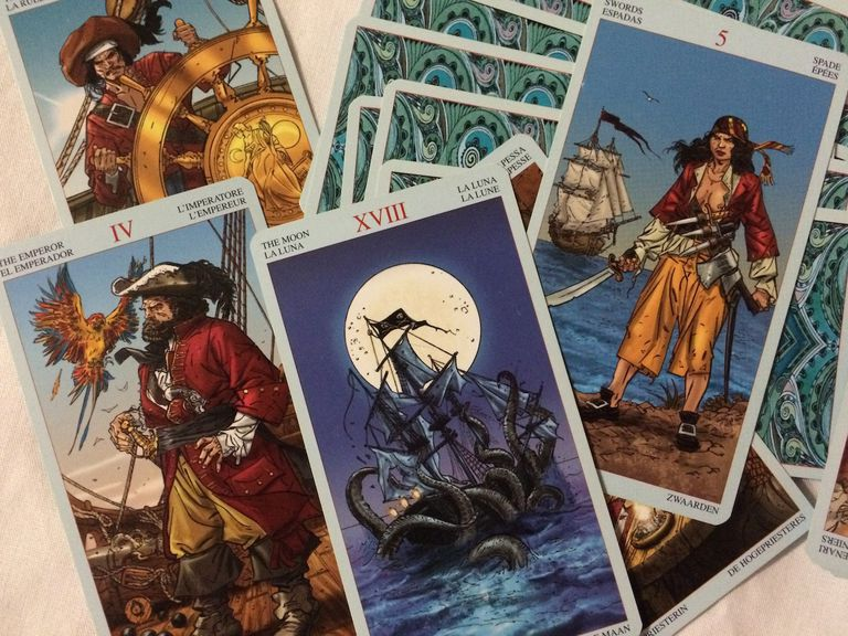 Pirate Tarot