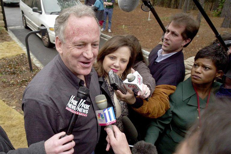 John Ramsey Confronts Intruder at Home in Atlanta