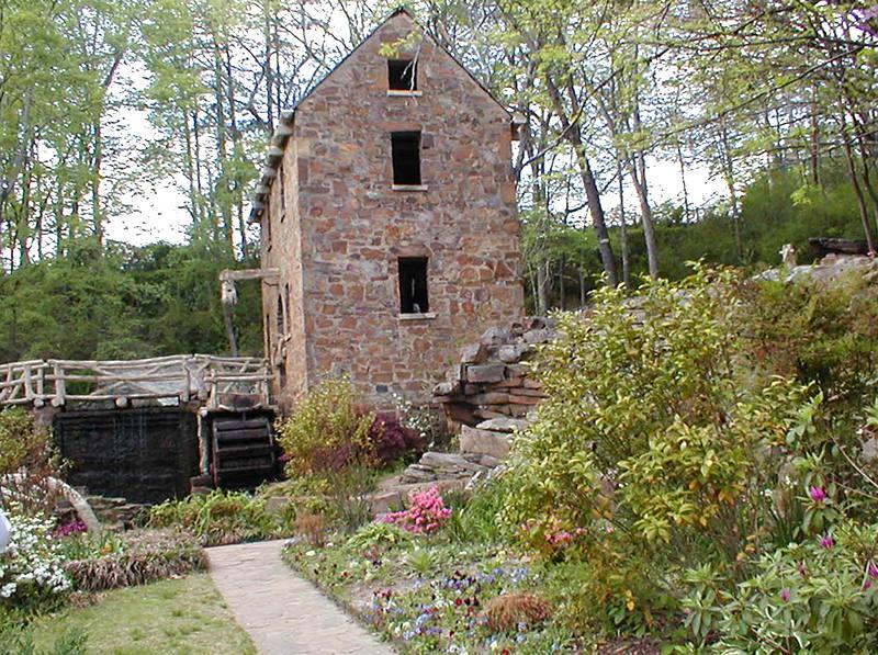 The Old Mill: North Little Rock, Arkansas