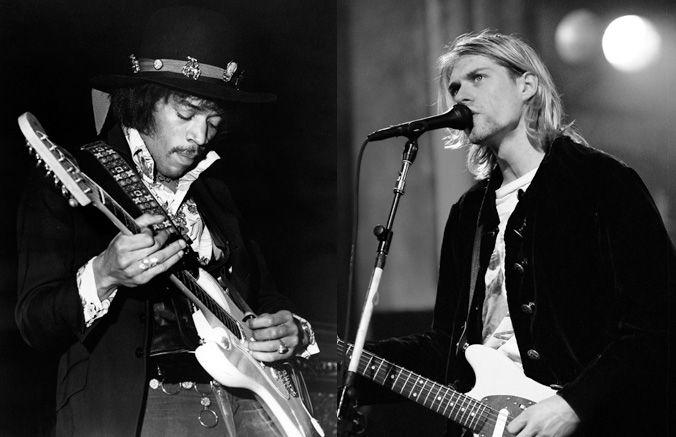Jimi Hendrix/Kurt Cobain