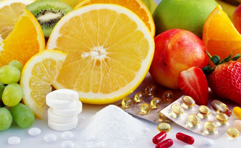 list of herbs, vitamins, and dietary supplements