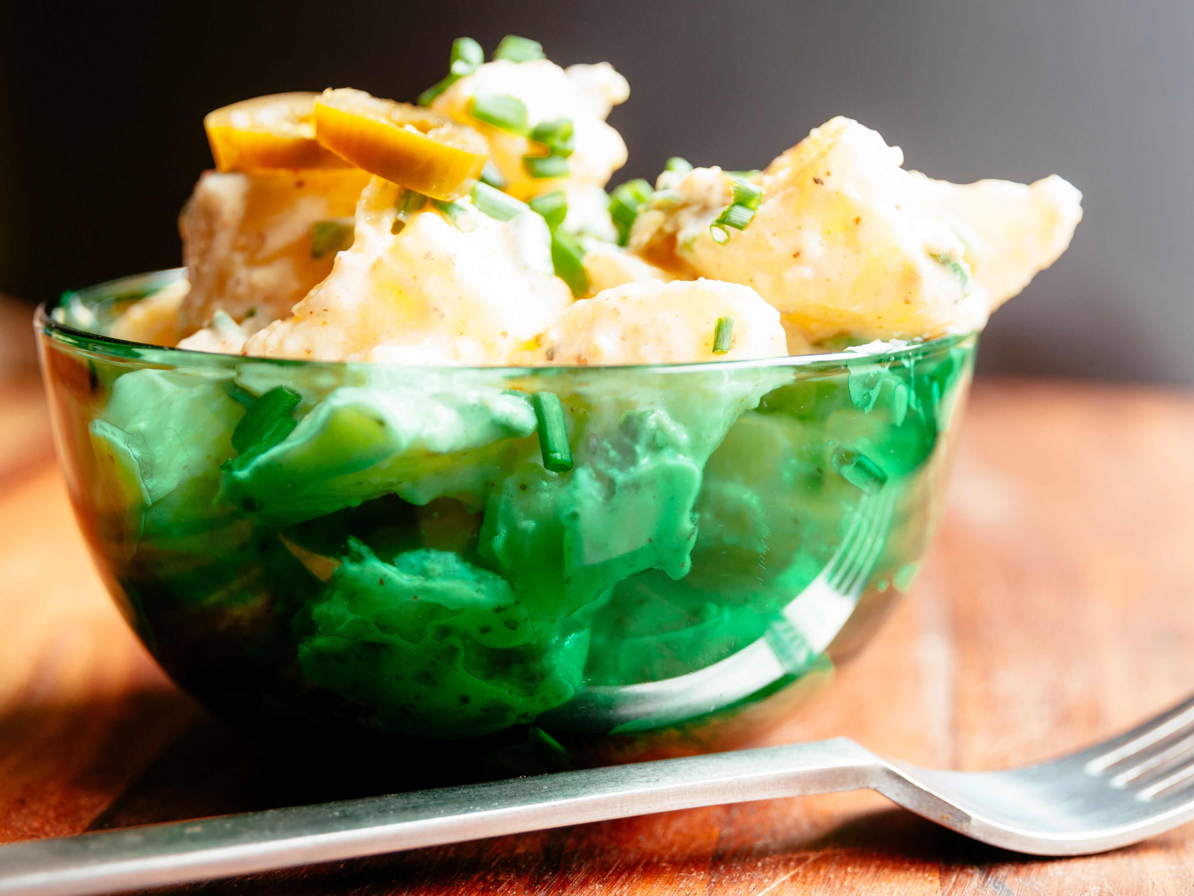 Chinese side dish recipes delicious chinese inspired potato salad forumfinder Gallery