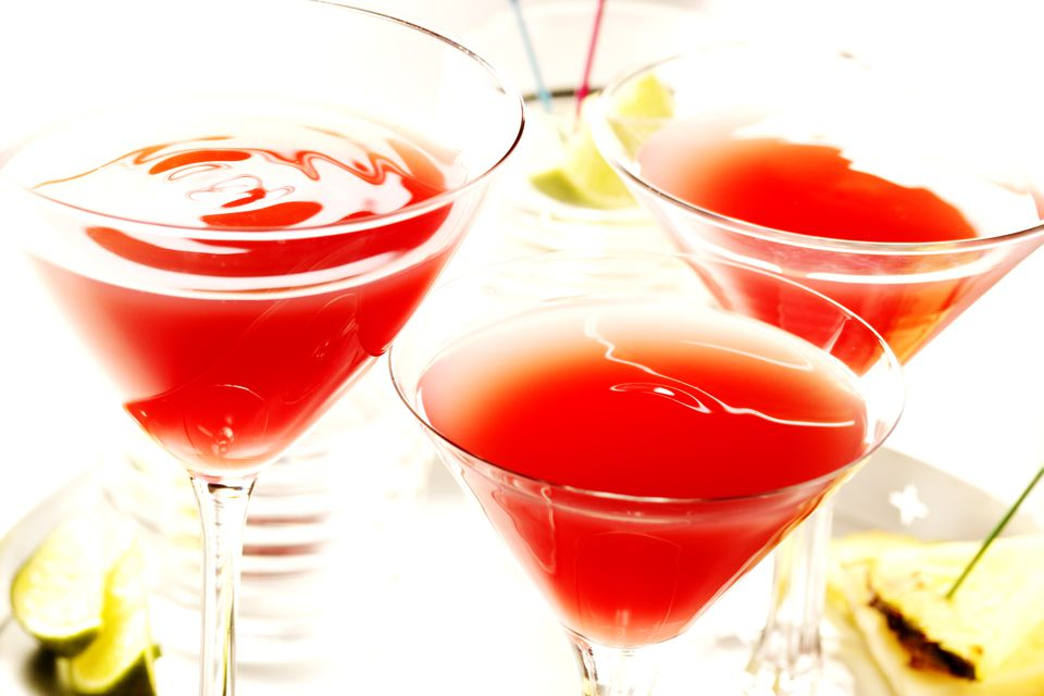 The Classic Dubonnet Cocktail