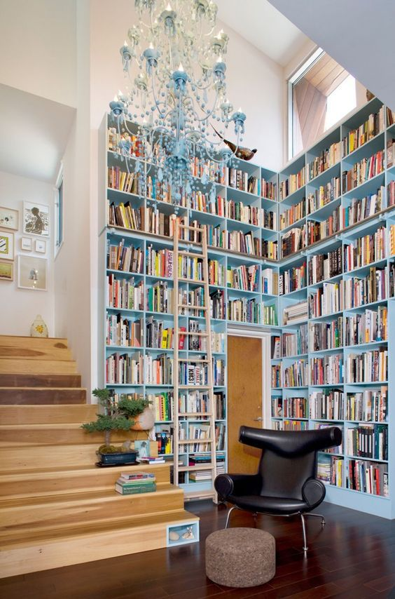 Home Library home libraries: 25 stunning design ideas
