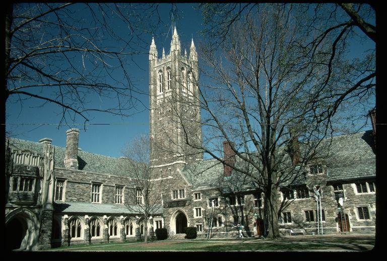 Rockefeller College at Princeton University