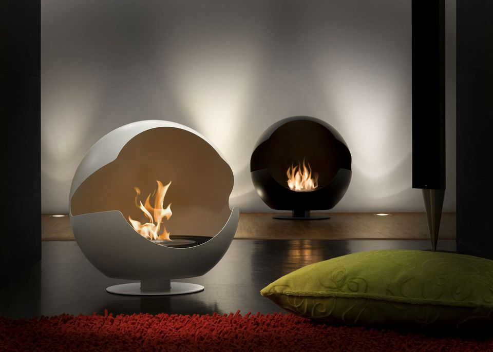 fireplace ventless pinterest tuscanbasinscom for images modern on best corner ethanol anywhere fireplaces gas bio