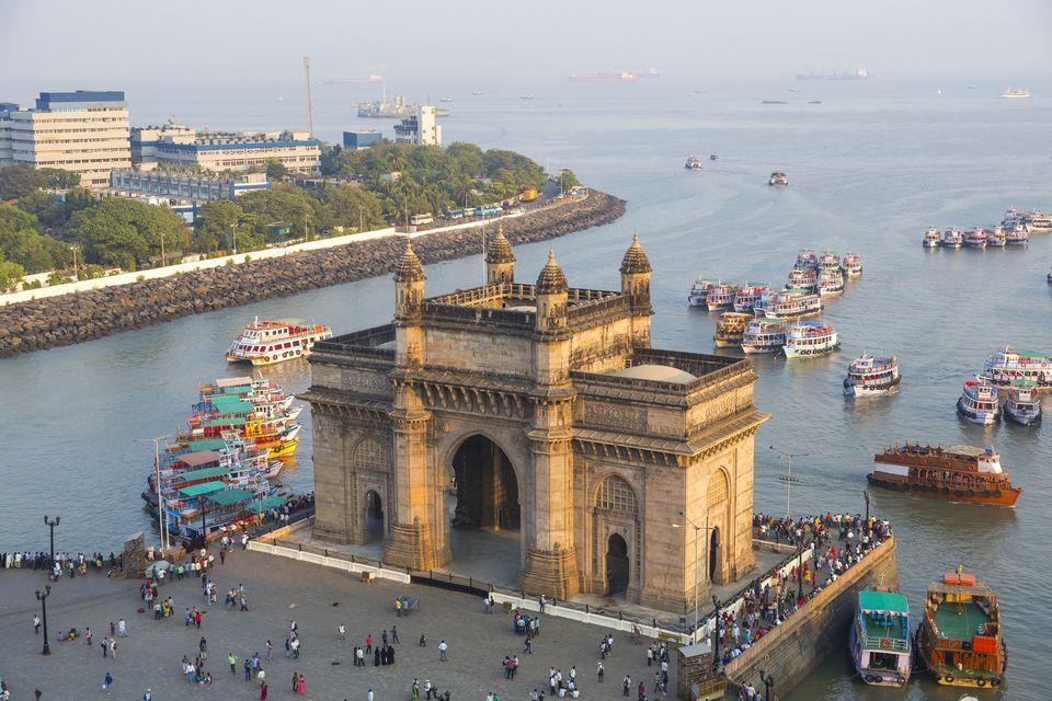 Gateway of India, Colaba.