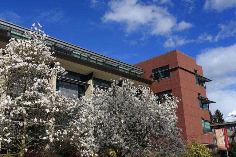 Sullivan Hall at Seattle University