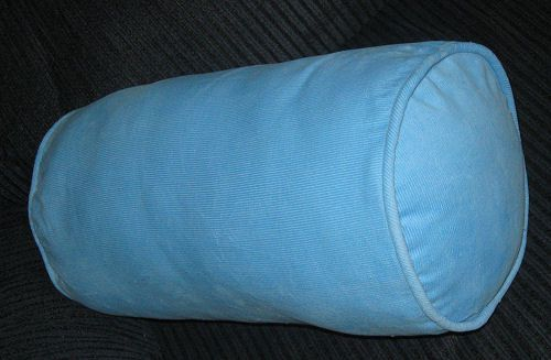 Sew any size bolster pillow sham using these free directions
