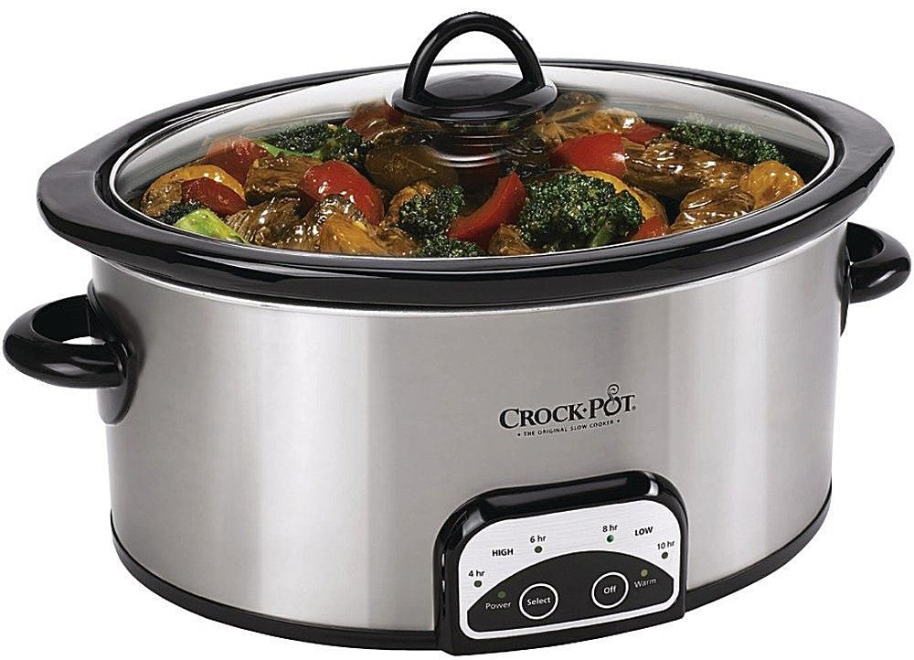crock pot manual slow cooker reviews