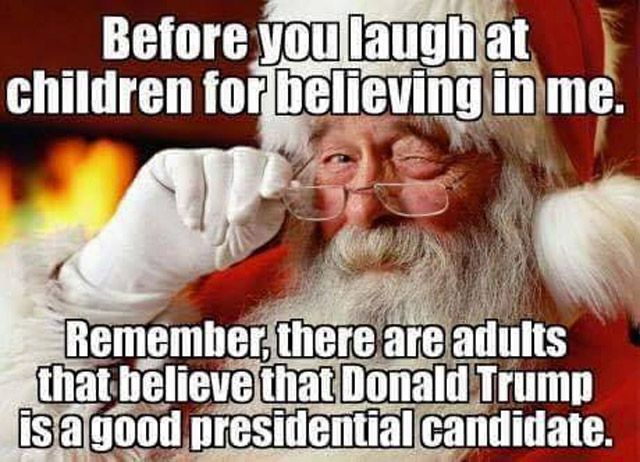 Merrt Christmas everyone!! Santa-trump-believe-567e2b5f3df78ccc1579e95a