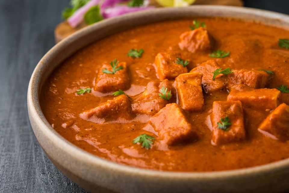 Vegan indian tofu tikka masala recipe vegan tofu tikka masala recipe paneer butter masala or cheese cottage curry popular indian lunchdinner menu in weddings forumfinder Images