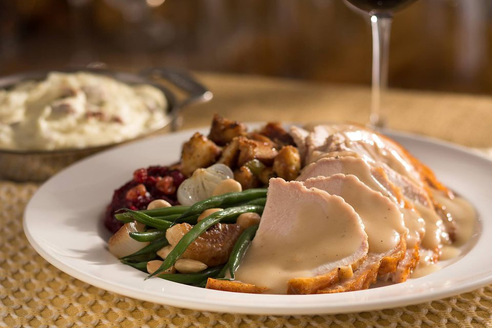 Capital Grille Thanksgiving