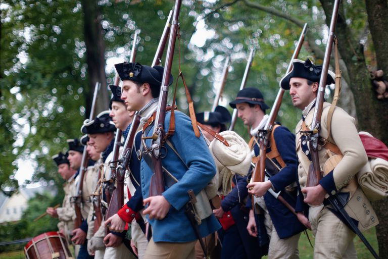 Revolutionary War Printables