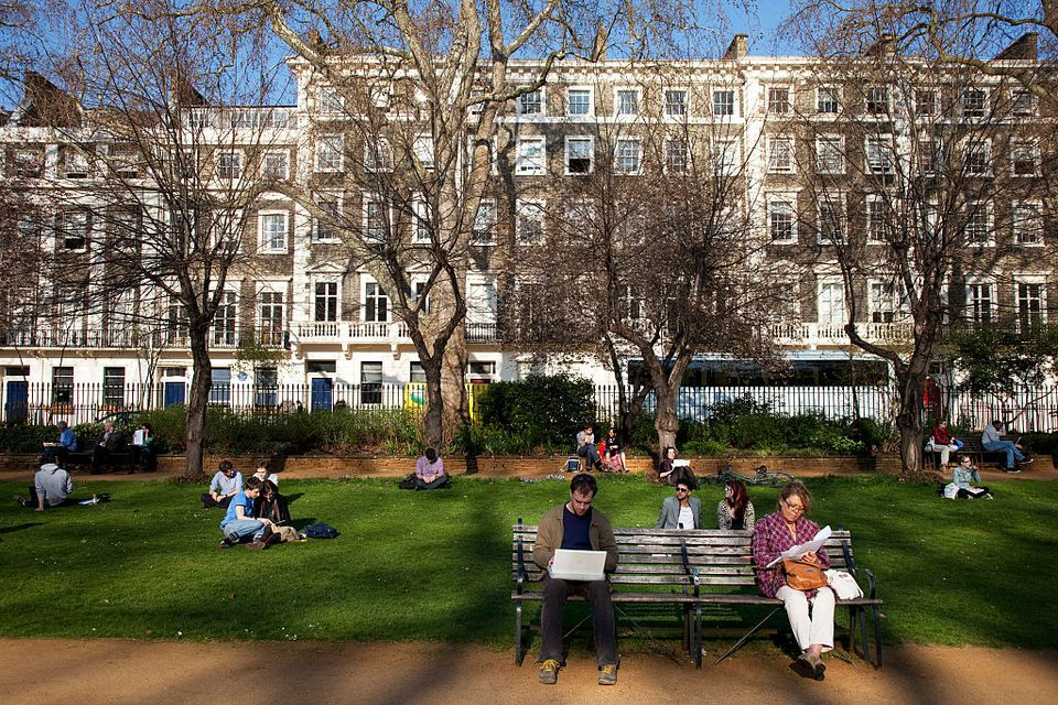 Gordon Square