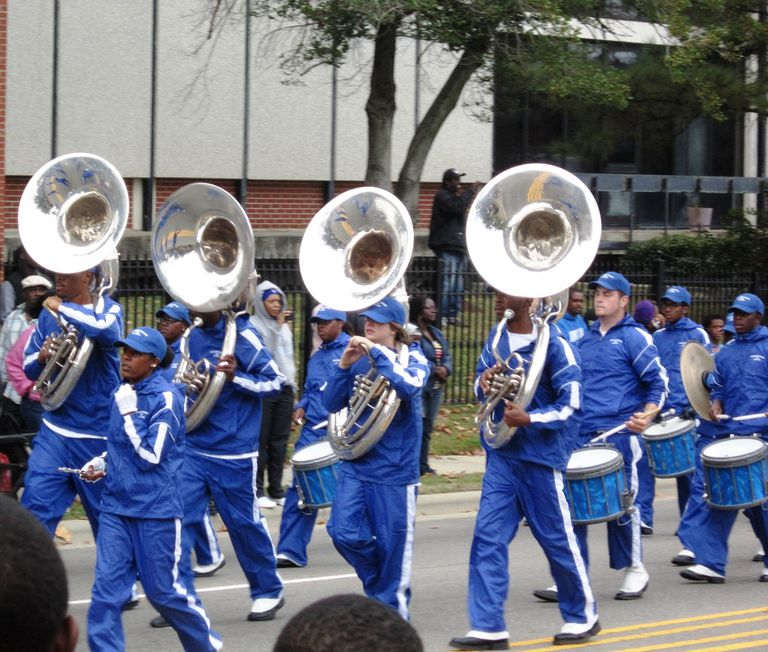 Fayetteville State University Marching Band