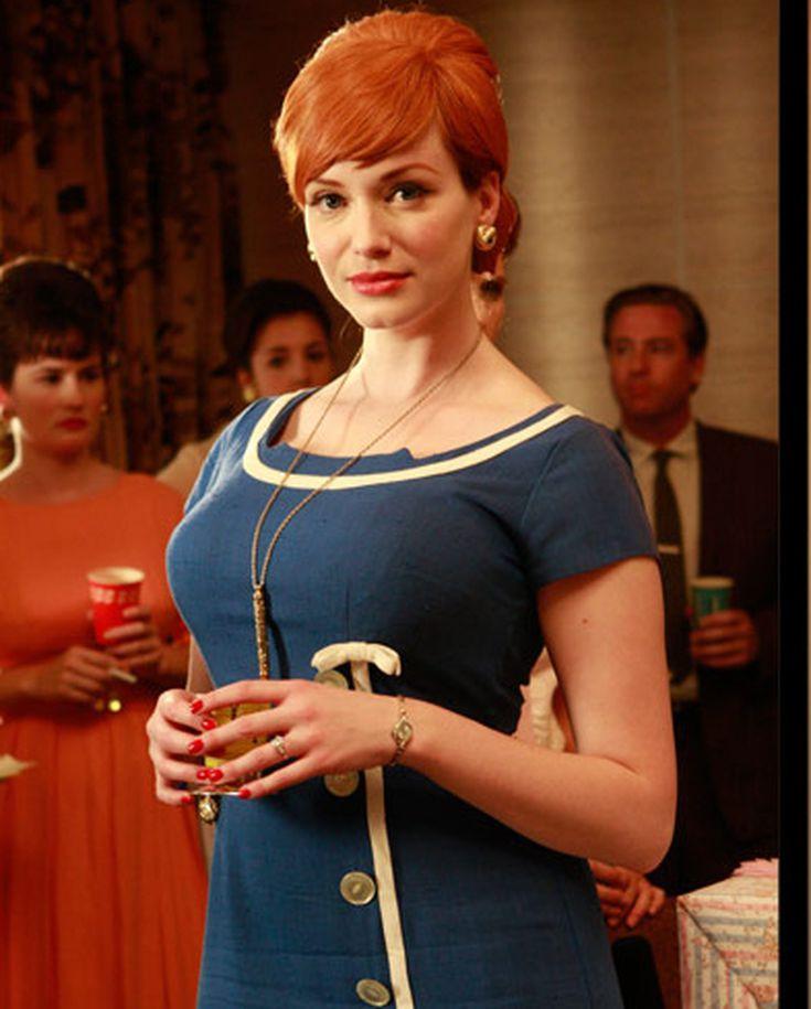 Dress Like Joan Holloway on Mad Men: Costume Tutorial