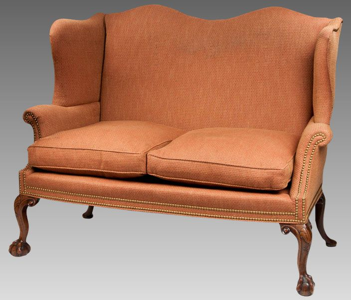 Different Types Of Sofa Settee Sock Arm: Antique Loveseat Style Guide