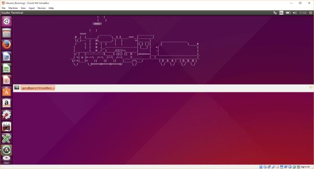 Ubuntu Guake Terminal