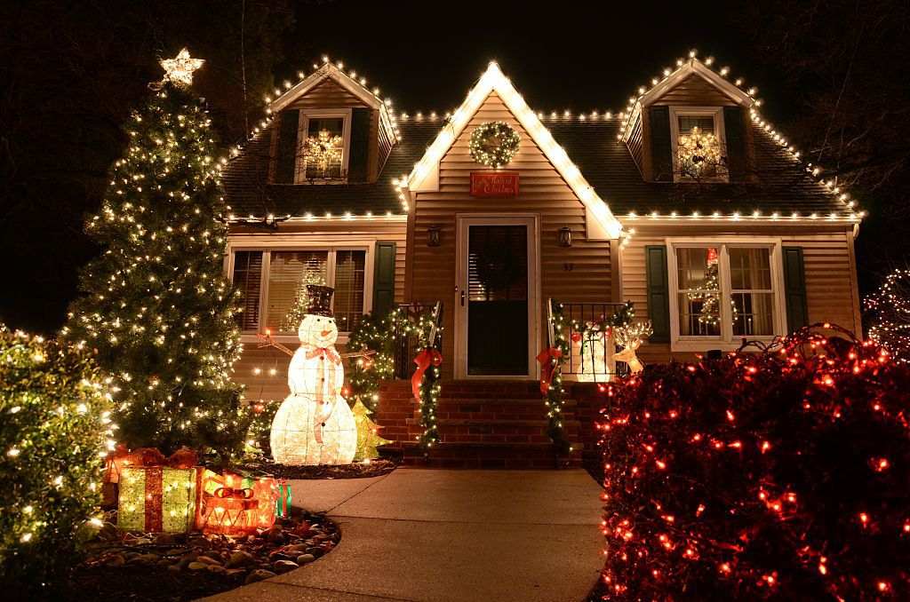 Residential holiday light displays in little rock ar for Amruth authentic indian cuisine little rock ar