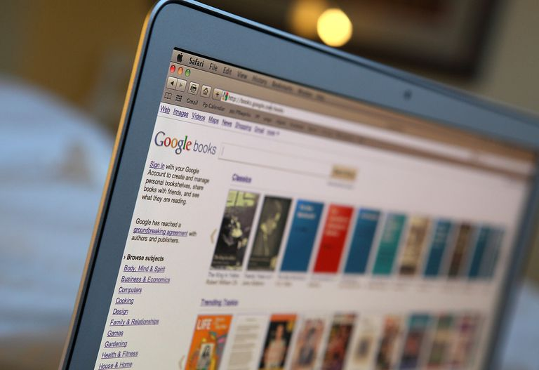 Google Launches eBookstore
