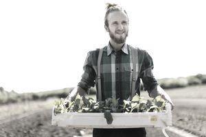 An Organic Farmer