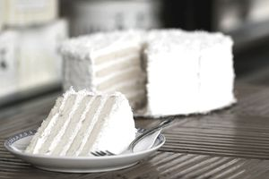 A layer cake representing layers of tax efficiency.