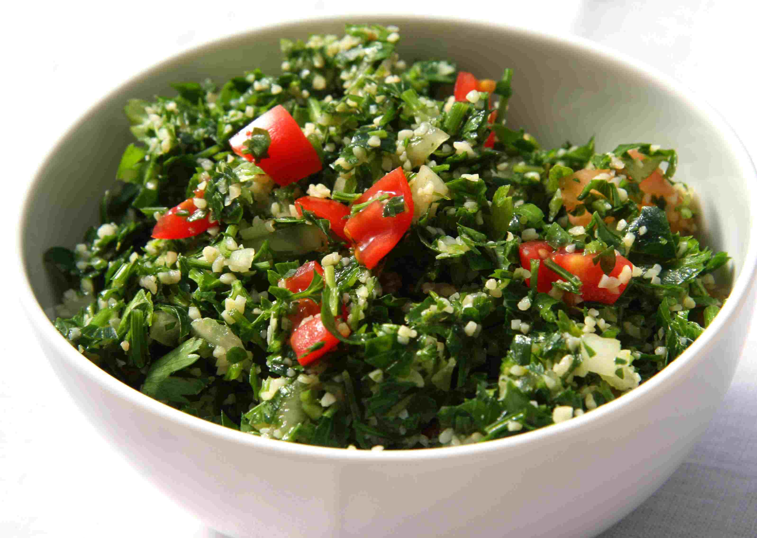 Classic tabbouleh salad recipe tabouli forumfinder Gallery