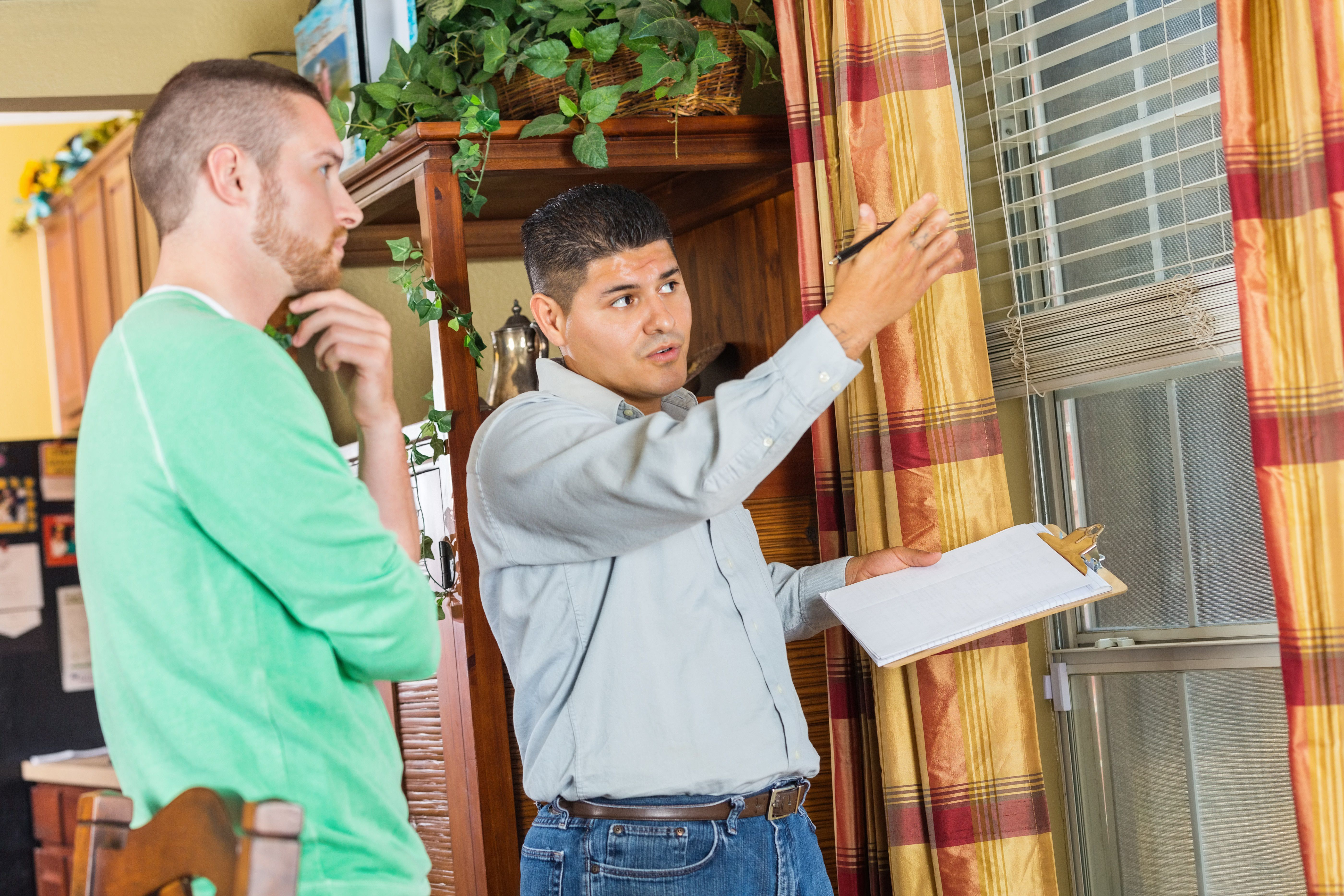 what types of home inspections can a buyer do. Black Bedroom Furniture Sets. Home Design Ideas