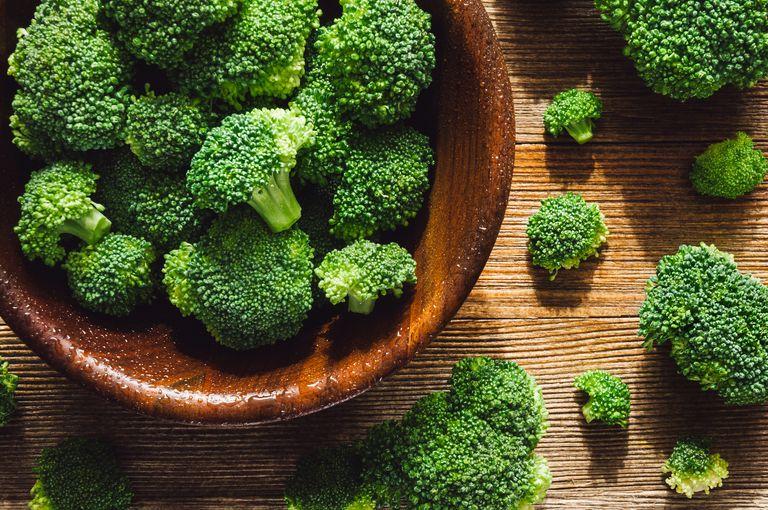Fresh Washed Broccoli