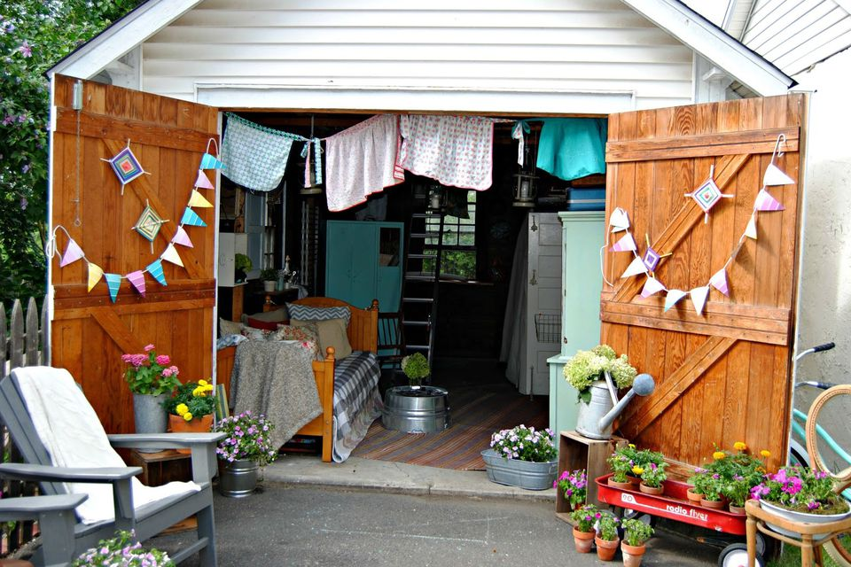 16 epic she sheds and he sheds for Apartment greenhouse kits