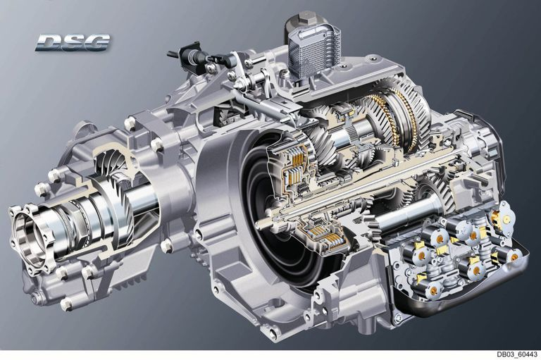 Ktm Wikipedia >> How DSG Works - Understanding Dual-clutch Transmission