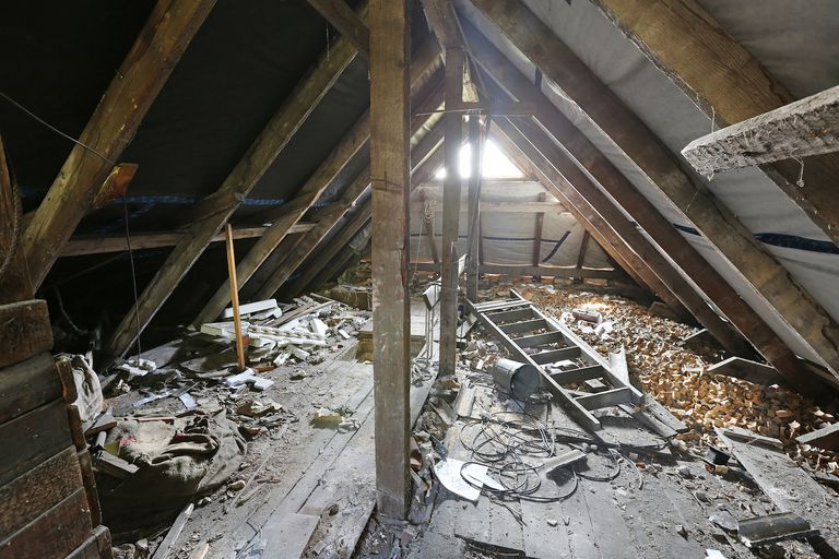 Home Inspections Six Reasons To Inspect An Attic