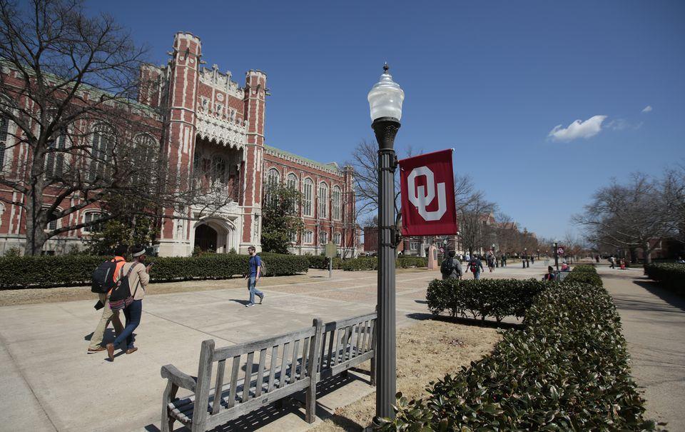 Bizzell Library - University of Oklahoma
