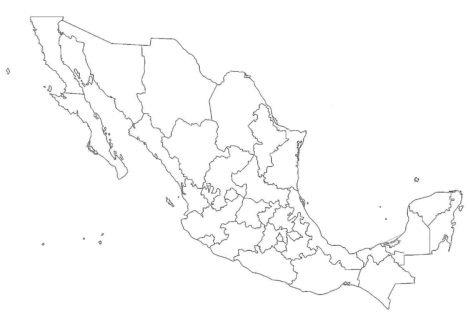 17 blank maps of the u s and other countries