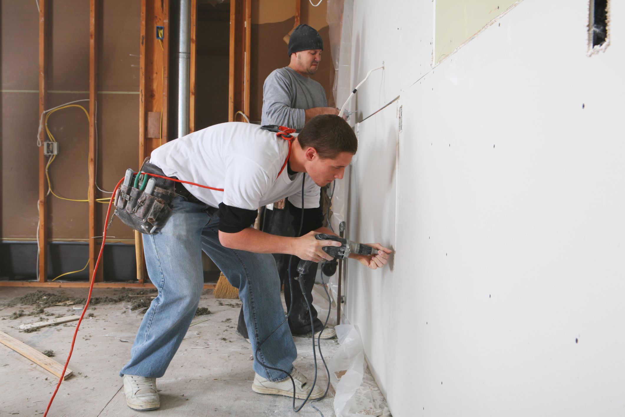 How to Hang Drywall for Smoother, More Professional Walls