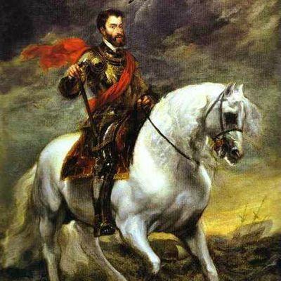 King Charles I of Spain