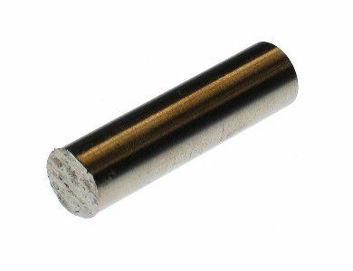 Zirconium is a lustrous, corrosion-resistant grayish-white metal.